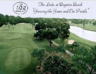 Golf Course Photo, The Links at Boynton Beach, The Executive Course, Boynton Beach, 33437