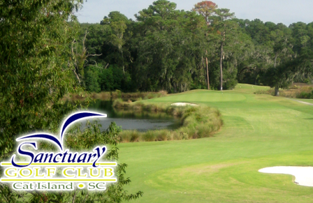 Sanctuary Golf Club at Cat Island, CLOSED 2019, Beaufort, South Carolina, 29902 - Golf Course Photo