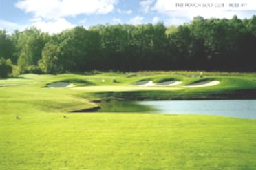 Golf Course Photo, The Hooch Golf Club, Duluth, 30097