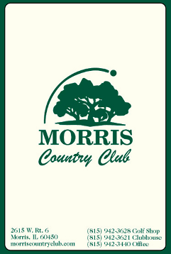 Golf Course Photo, Morris Country Club, Morris, 60450