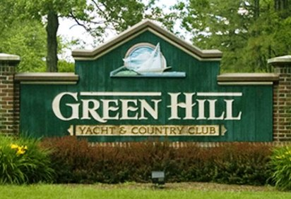 Green Hill Yacht & Country Club,Quantico, Maryland,  - Golf Course Photo