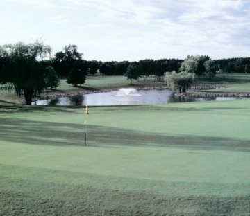 Golf Course Photo, Bunker Hills Golf Course, Coon Rapids, 55448