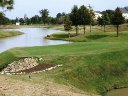 Golf Course Photo, Links At Jonesboro, Jonesboro, 72404