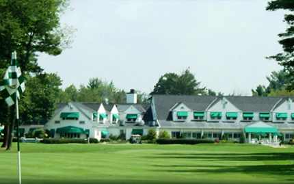 Manchester Country Club,Bedford, New Hampshire,  - Golf Course Photo