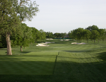 Golf Course Photo, Butterfield Country Club, Oak Brook, 60523