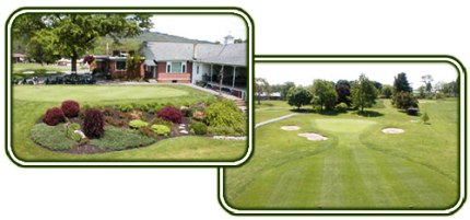 Golf Course Photo, Range End Country Club, Dillsburg, 17019