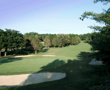 Golf Course Photo, Nashboro Golf Club, Nashville, 37217