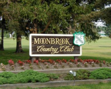 Golf Course Photo, Moon Brook Country Club, Jamestown, 14701