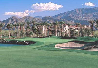 Golf Course At Marriotts Shadow Ridge Resort, The, Palm Desert, California, 92211 - Golf Course Photo