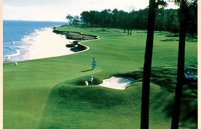 Golf Course Photo, Melrose Club Golf Course, The, Daufuskie Island, 29915