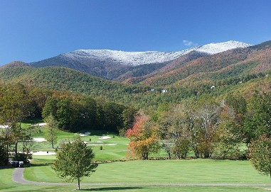 Golf Course Photo, Mount Mitchell Golf Club, Burnsville, 28714