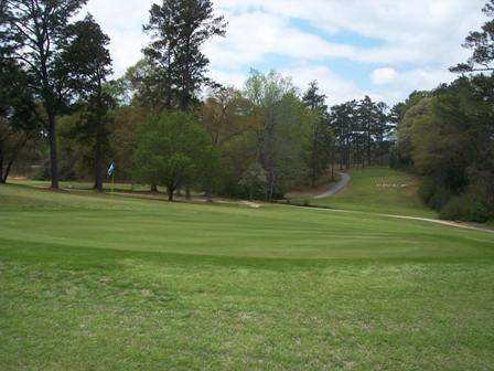 Pine Needles Country Club,Fort Valley, Georgia,  - Golf Course Photo