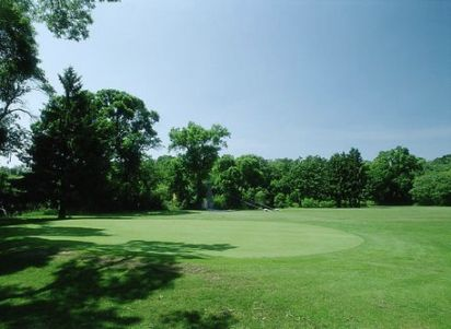 Washington Park Golf Course,Racine, Wisconsin,  - Golf Course Photo
