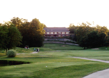 Woodlands Golf Club, The,Alton, Illinois,  - Golf Course Photo
