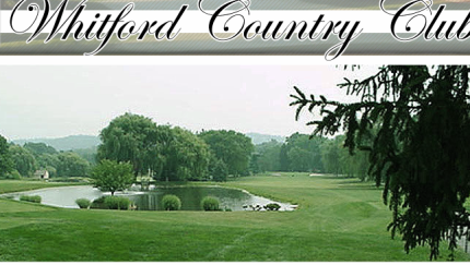 Golf Course Photo, Whitford Country Club, Exton, 19341