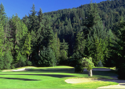 Sudden Valley Golf & Country Club, Bellingham, Washington, 98226 - Golf Course Photo