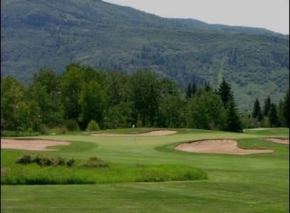 Rollingstone Ranch Golf Club, Sheraton Steamboat Resort,Steamboat Springs, Colorado,  - Golf Course Photo