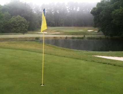 Golf Course Photo, Duke University Golf Club, Durham, 27706