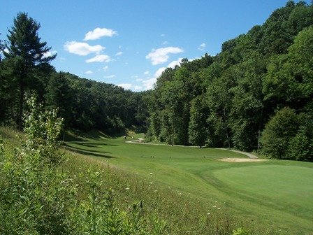 Hunters Station Golf Course,Tionesta, Pennsylvania,  - Golf Course Photo