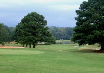 Browns Mill Golf Course, Atlanta, Georgia, 30354 - Golf Course Photo