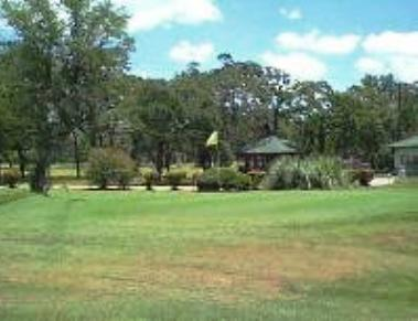 Yoakum Golf Course,Yoakum, Texas,  - Golf Course Photo
