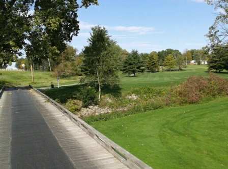 Golf Course Photo, Springbrook Golf Club, Lima, 45801
