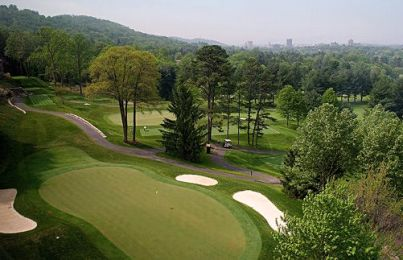Grove Park Inn Resort, The, Asheville, North Carolina, 28804 - Golf Course Photo