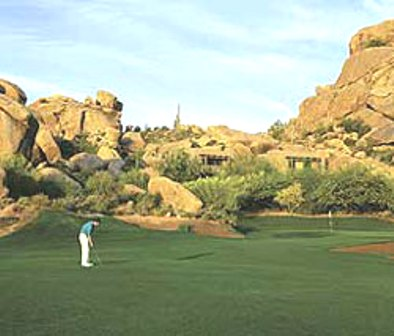 Boulders Golf Club & Resort, South Course, Carefree, Arizona, 85377 - Golf Course Photo