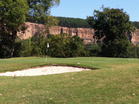 Rebsamen Park Golf Course, Championship Course, Little Rock, Arkansas, 72202 - Golf Course Photo