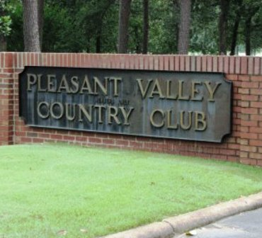 Pleasant Valley Country Club, Little Rock, Arkansas, 72212 - Golf Course Photo