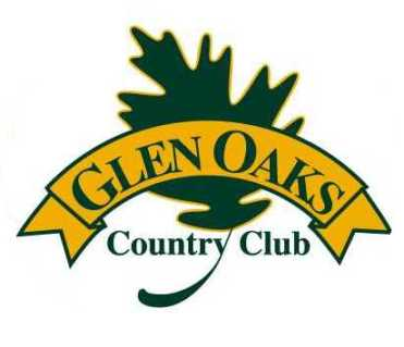 Golf Course Photo, Glen Oak Country Club, Glen Ellyn, 60137