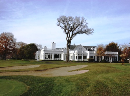 Indian Hill Golf Club,Winnetka, Illinois,  - Golf Course Photo