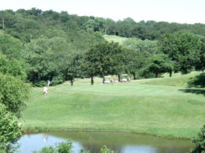 The Canyons At Blackjack Ridge, Sand Springs Golf Course,Sand Springs, Oklahoma,  - Golf Course Photo