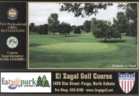 El Zagal Par 3 Golf Course,Fargo, North Dakota,  - Golf Course Photo