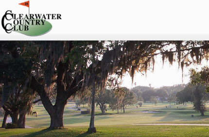 Clearwater Country Club, Clearwater, Florida, 33755 - Golf Course Photo