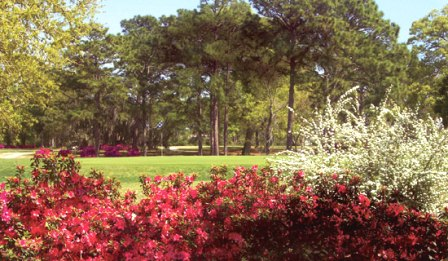 Sunkist Country Club, Biloxi, Mississippi, 39532 - Golf Course Photo
