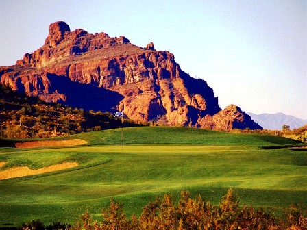 Las Sendas Golf Club, Mesa, Arizona, 85207 - Golf Course Photo