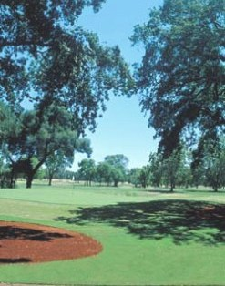 Golf Course Photo, Haggin Oaks Golf Course, Arcade Creek Course, Sacramento, 95821