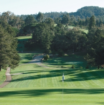 Lake Chabot Municipal Golf Course -Regulation, Oakland, California, 94605 - Golf Course Photo