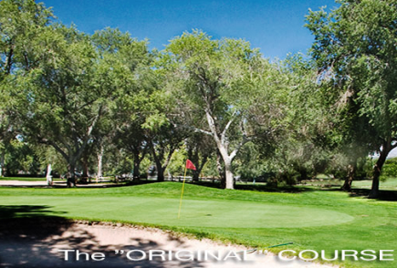University Of New Mexico, North Course, Albuquerque, New Mexico, 87131 - Golf Course Photo