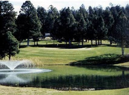 Golf Course Photo, Cree Meadows Country Club, Ruidoso, 88345