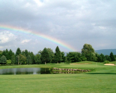 Penn State Golf Courses, Blue Course,State College, Pennsylvania,  - Golf Course Photo