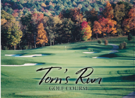 Chestnut Ridge Golf Club, Toms Run,Blairsville, Pennsylvania,  - Golf Course Photo