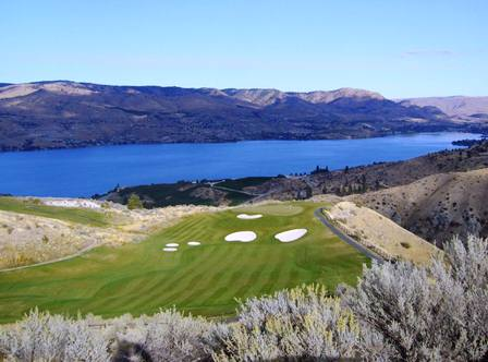 Bear Mountain Ranch Golf Course, Chelan, Washington, 98816 - Golf Course Photo