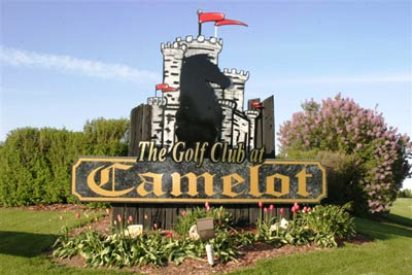 Golf Course Photo, Camelot Country Club, Lomira, 53048