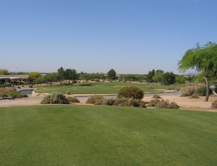 North Golf Course At Sun City,Sun City, Arizona,  - Golf Course Photo
