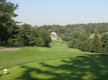 Latrobe Country Club,Latrobe, Pennsylvania,  - Golf Course Photo