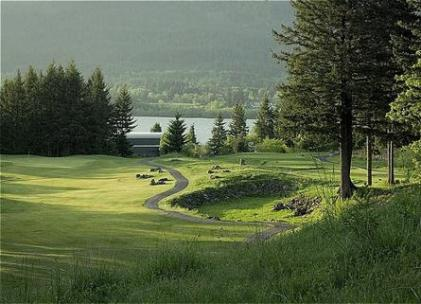 Skamania Lodge Golf Course,Stevenson, Washington,  - Golf Course Photo