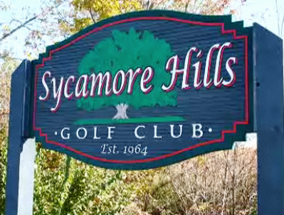 Sycamore Hills Golf Club,Fremont, Ohio,  - Golf Course Photo