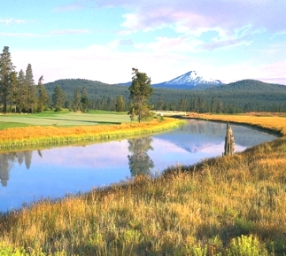 Golf Course Photo, Sunriver Resort, Crosswater, Sunriver, 97707